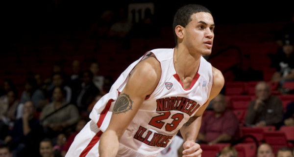 Abdel Nader will look for a fresh start after a rocky tenure with Northern Illinois. (niuhuskies.com)