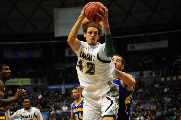 Isaac Fotu's career could be over at Hawaii. (Photos courtesy Charles Simmons / www.chasingthemomentphoto.com)