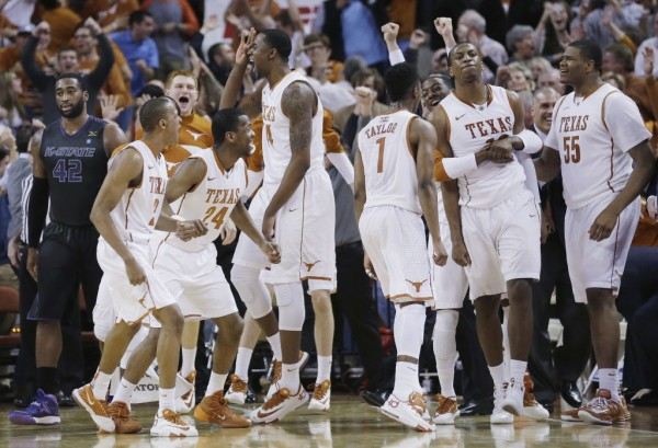 Texas was picked second in the Big 12, but are they built to be the team that dethrones Kansas? (AP Photo/Eric Gay)