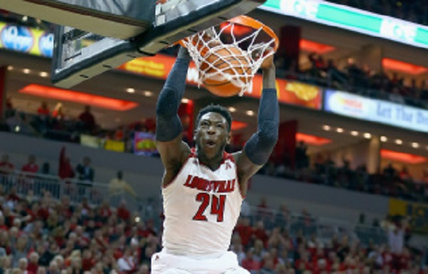 All-American candidate Montrezl Harrell leads Louisville into its new League. (Getty Images)