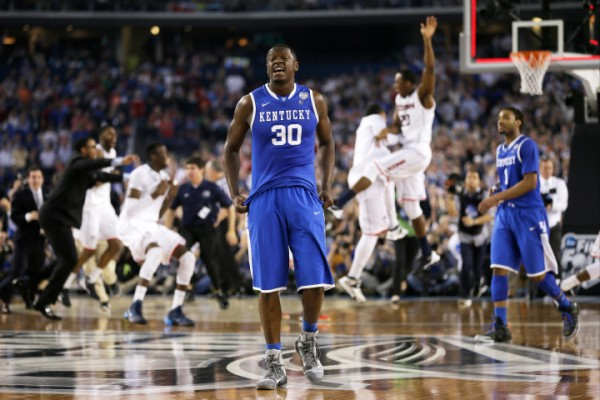 For The First Time Since This Moment On April 7, College Basketball Will Be In-Season
