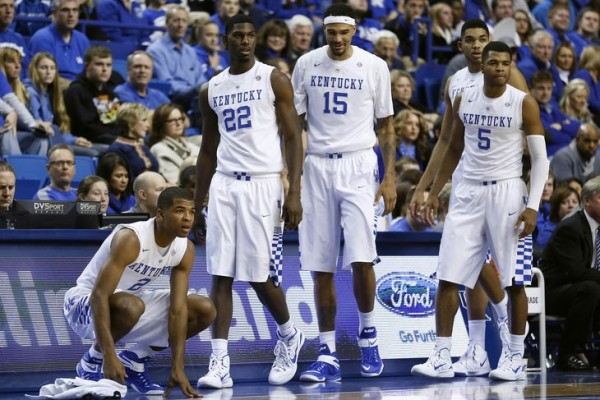 Waves Of Wildcats Wore Down Kansas On Tuesday Night