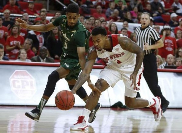 N.C. State's Trevor Lacey has led the Wolfpack with good all-around play. (Photo: Ethan Hyman - newsobserver.com)