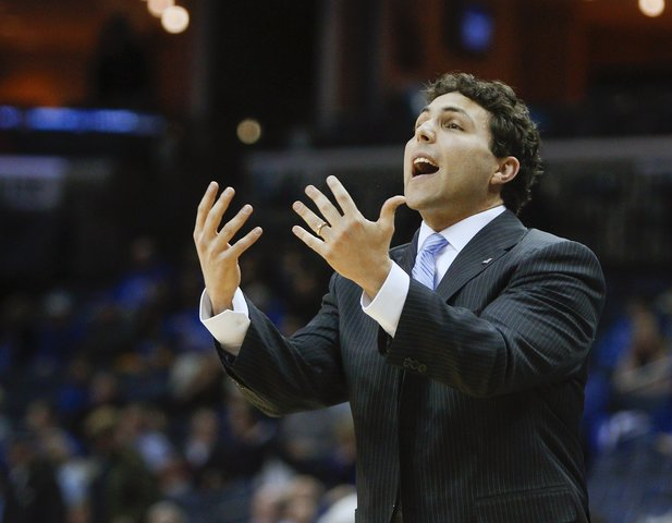 Josh Pastner Should Be Ready For Criticism After Yesterday's Disaster. (Photo/Memphis Commerical-Appeal)