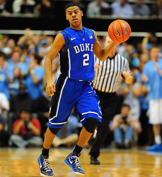 Quinn Cook will have to acclimate to playing without the ball in his hands more often this year (SI)