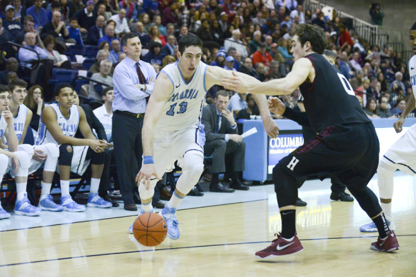 Columbia's high hopes may be dashed in Alex Rosenberg is unable to return to health this season. (Kiera Wood / Columbia Spectator).
