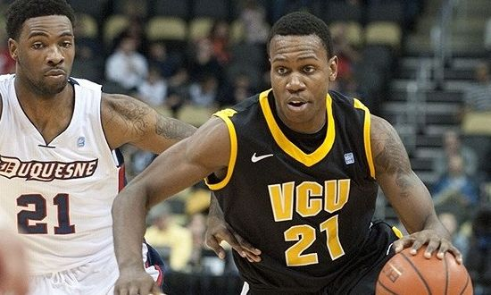 Treveon Graham is one of the main reasons why RTC is selecting VCU as the A10's conference champ. (Getty)