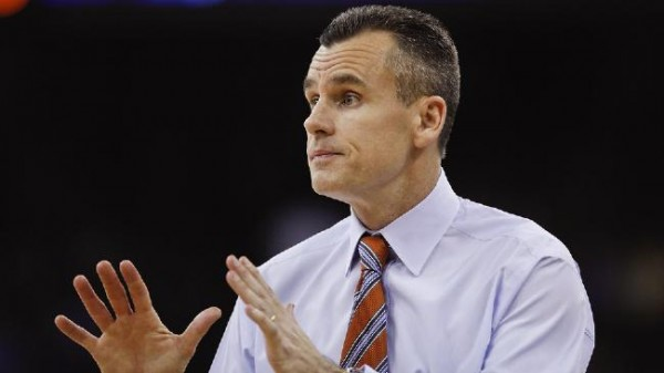 Billy Donovan will need to shore up the pick and roll defense before the Gators meet up with LSU on Tuesday.