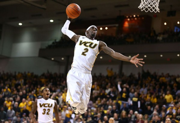 VCU will have to attack Tennessee without Briante Weber. (Daniel Sangjib Min / Times Dispatch)