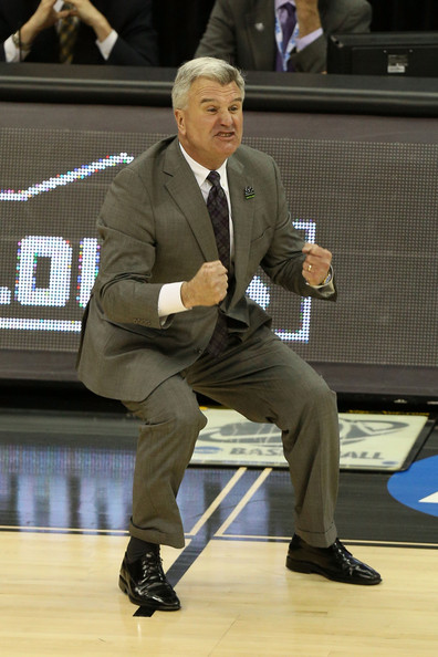 A big season could be on the way for Bruce Weber and the Wildcats. (Ed Zurga/Getty Images)