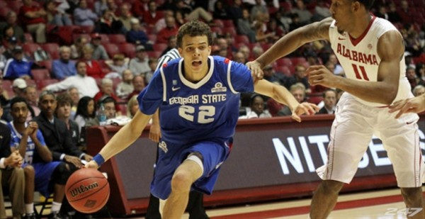 Georgia State's R.J. Hunter is one of the best mid-major players in the country.  (Photo Courtesy of Michael Wade)