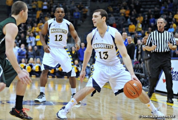 Transfer Matt Carlino Gives Marquette a Legitimate Scorer This Season (Milwaukee.com)