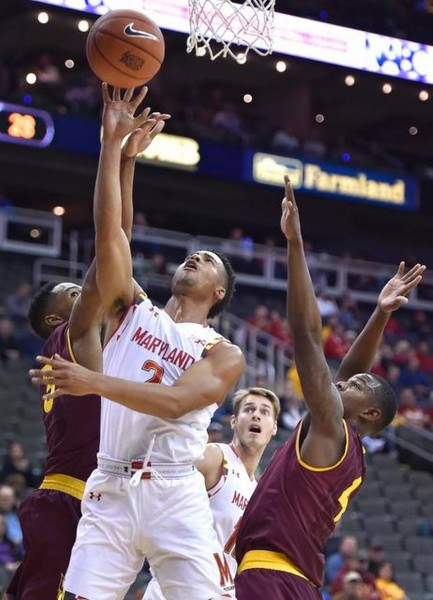 Melo Trimble Broke Out Last Night in KC (KCStar.com)