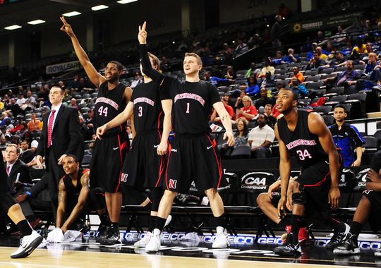 Northeastern is the CAA favorite after going 11-21 last season. (Photo: Evan Habeeb, USA TODAY Sports)