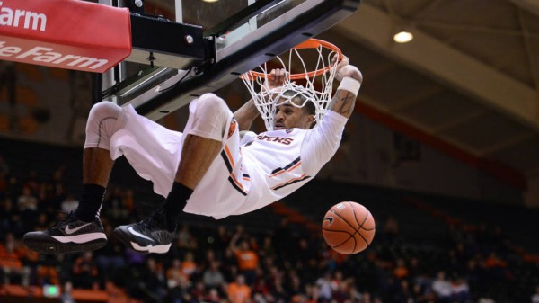 Gary Payton II And The Beavers Have Turned Out To Be A Likable Bunch (Oregon State Athletics)