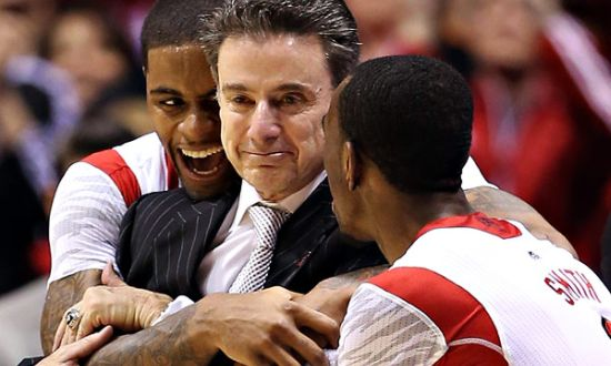 Louisville's Move To The ACC? Should Be Fun For Pitino & Co., Less So For The American Athletic Conference. (Getty)