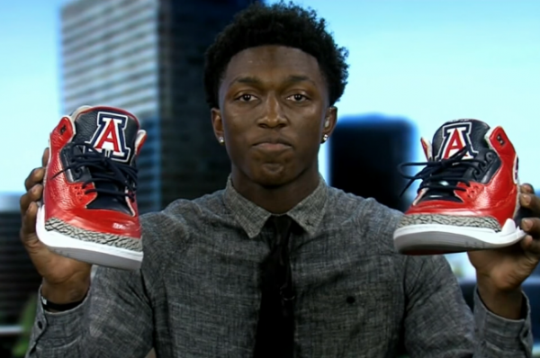 Stanley Johnson May Not Be An Immediate Starter At Arizona, But He Is Our Unanimous Pick For Freshman of the Year