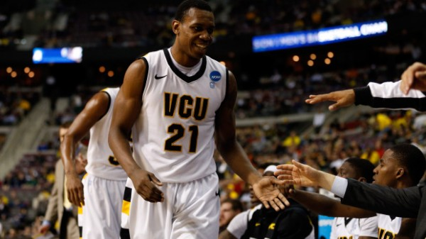 VCU's Treveon Graham just missed out on First Team O26 All-American. (Credit: Gregory Shamus/Getty Images)