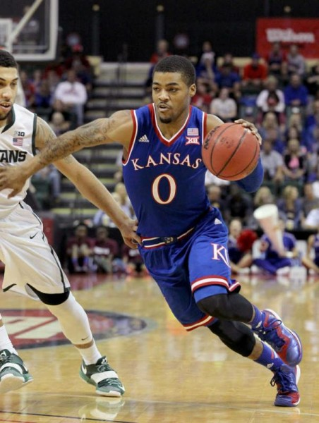 Another steady game from Frank Mason would lend an added sense of security for a Kansas team that has occasionally struggled to find consistency in its backcourt. (AP)