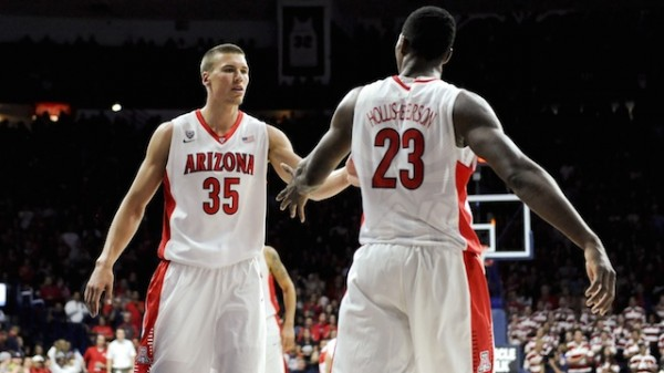 Arizona Earns The RTC Pac-12 Team of the Week On The Strength Of Their Maui Invitational Title
