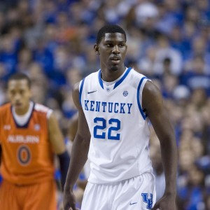 The loss of Poythress leaves Kentucky without a true small forward (Bleacher Report)