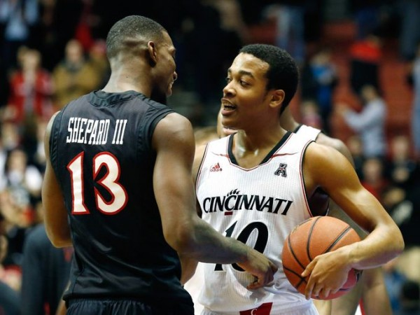 Winston Shepard Should Know: Troy Caupin's Bearcats, Not To Mention The Entire AAC, Needed Wednesday Night's Game Far Worse Than San Diego State Did