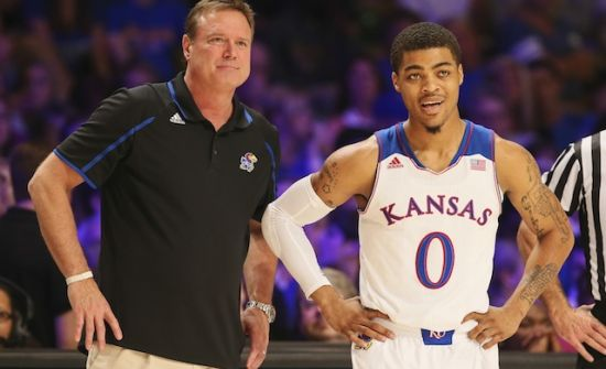 Frank Mason looks like Bill Self's man at point guard. (USATSI)
