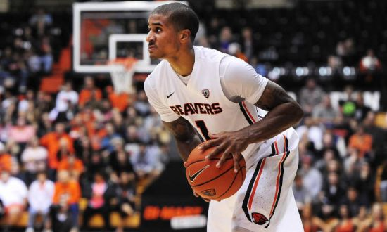 Gary Payton II Is Not Only The Best Point In The Pac, He's One Of Its Best Players (Oregon State Athletics)