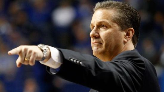 John Calipari and his super talented Kentucky squad recorded a wonderful week. (AP)
