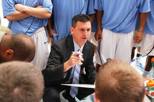 Kyle Smith's coaching prowess was on display in Lexington. (Columbia Athletics)