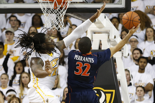 London Perrantes proved once again why Virginia can't succeed without him (USAToday Sports)