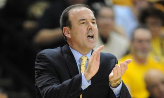 Mike Lonergan has had to find the right mix for his freshmen this season at George Washington. Two other coaches in the A-10 face similar dilemmas. (George Washington Athletics)