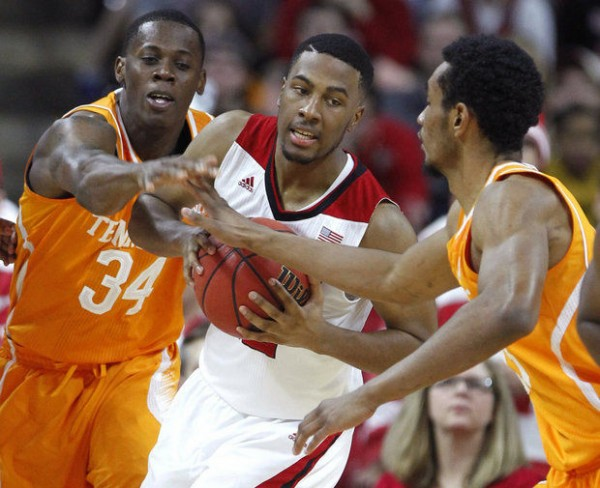 Ralston Turner's uneven showings over the past six games mirror those of his team (AP Photo)