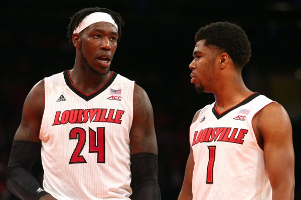 Montrezl Harrell (left)