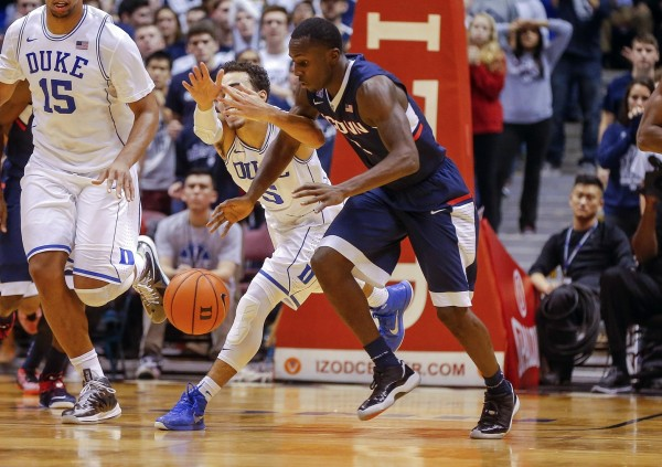 Duke and Connecticut (USA Today Images)