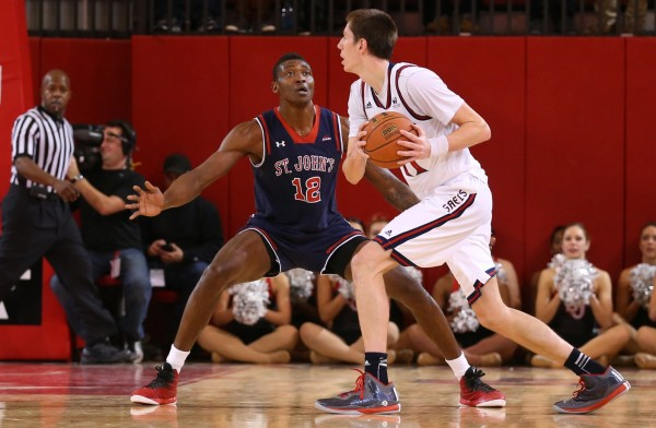 St. John's Defense (USA Today Images)