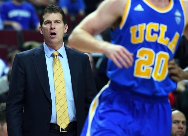It Was That Kind of Day For Steve Alford's UCLA Team (USA Today Images)