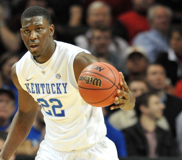 Kentucky could use more consistency from Alex Poythress. (kentuckysportsradio.com)