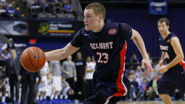 Belmont guard Craig Bradshaw is our O26 Player of the Week. (Photo: Michael Hickey/Getty Images)