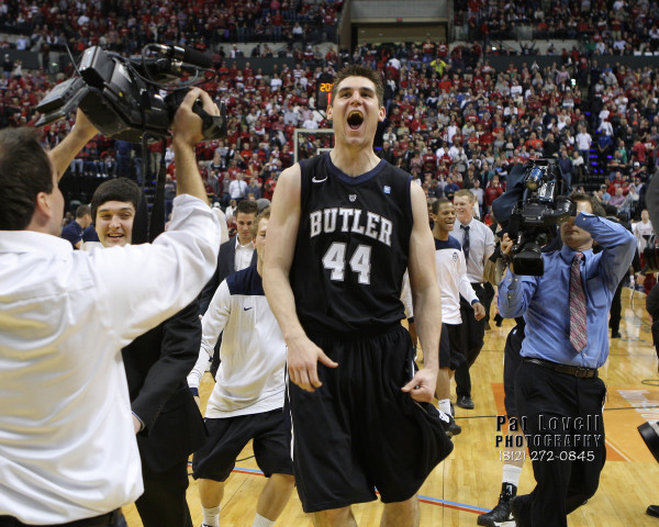 Butler and Indiana Turned in a Classic Two Years Ago (credit: Pat Lovell)
