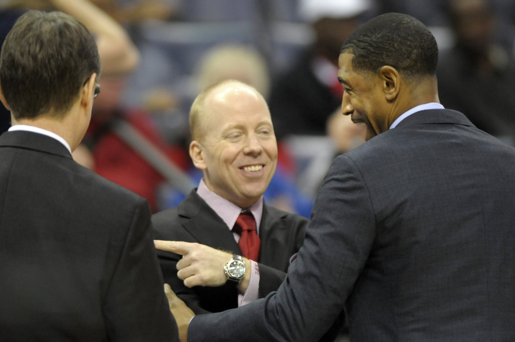•The UC-UConn rivalry benefits from the mutual respect between Cronin and Ollie (Richard Messina / Hartford Courant)