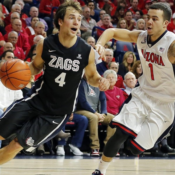 Arizona and Gonzaga Played A Fun One A Week Back, Proving Themselves Nearly Equal