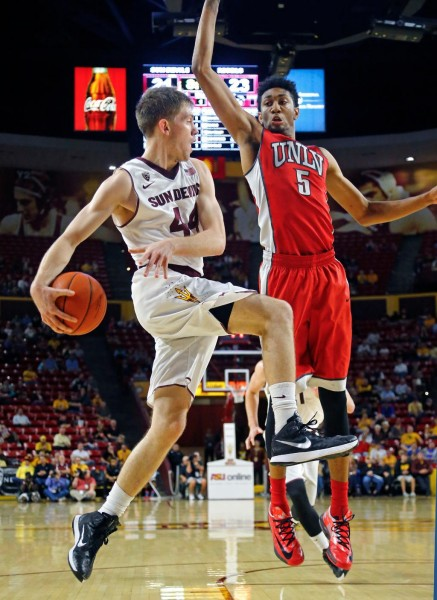 Arizona State Freshman Kodi Justice Running The Point: Bold Choice