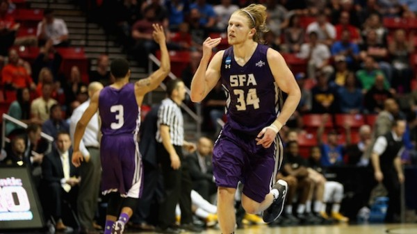 Stephen F. Austin is our O26 Team of the Week. (Getty Images)