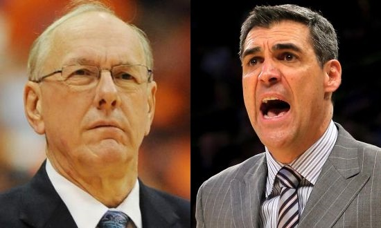 Forget about conferences, it's always fun when these two coaches go to battle.