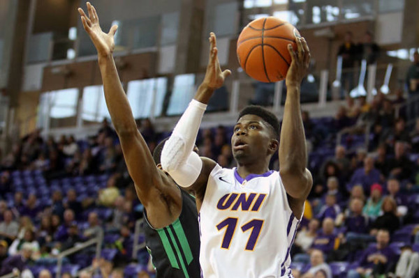 Northern Iowa began the week in Cancun and ended it with a home victory over Richmond. (unipanthers.com)