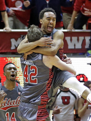 The RTC Pac-12 Team of the Week Is Certainly Something Worth Celebrating (AP)