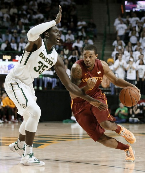 The Cyclones may have come up short on Wednesday, but the vaunted Iowa State offense could be back in gear at just the right time after a three-game slump. (AP/Tony Gutierrez)