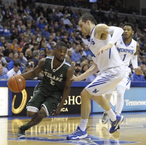 Tulane Basketball (USA Today Images)