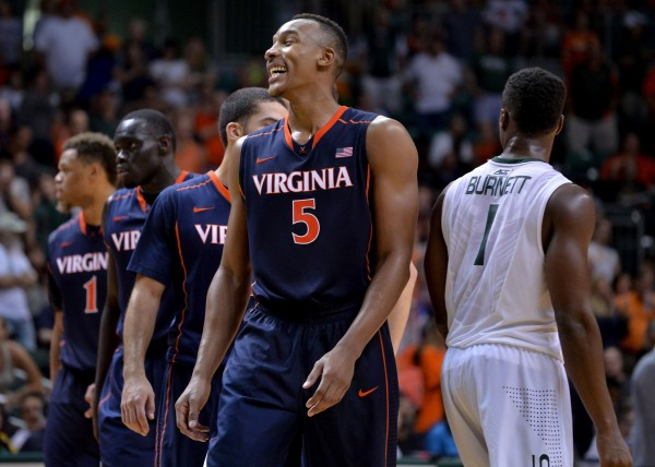 Virginia Got All It Wanted from Miami, But Had the Last Laugh on Saturday (USA Today Images)